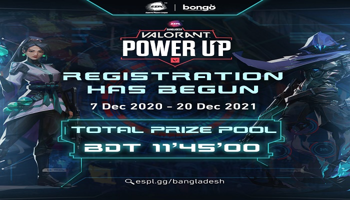ESPL partners Bongo to nurture esports in Bangladesh starting with Valorant Amateur series