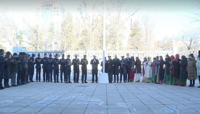 Bangladesh Embassy in Beijing observed the 50th Victory Day