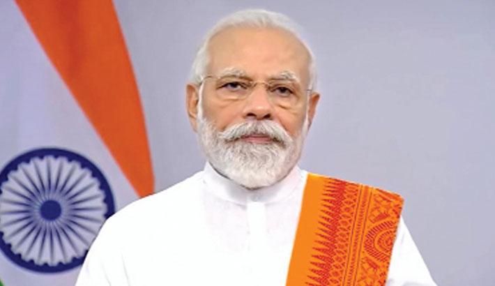 Opposition misleading farmers: Modi