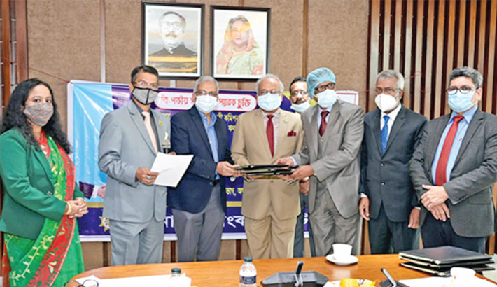 Agrani Bank, Finance Ministry ink MoU