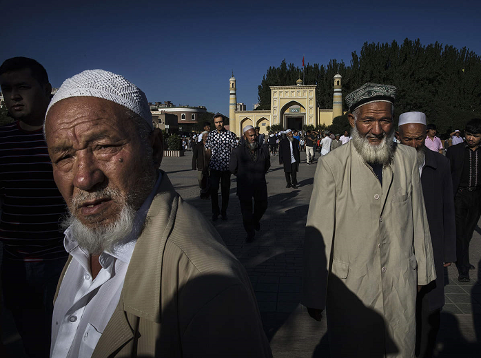 China forcing Uyghurs, other minorities into manual labour, shows BBC research