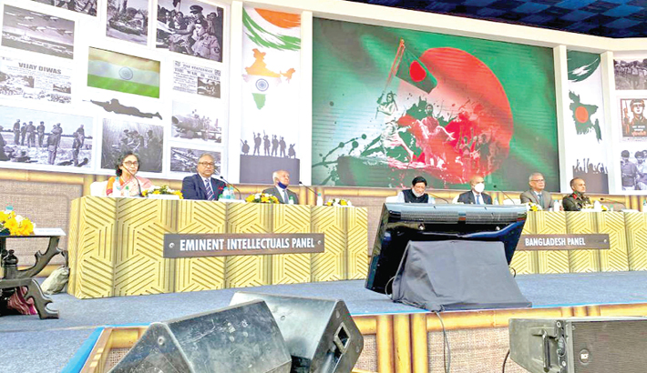 Marking the 50th Victory Day