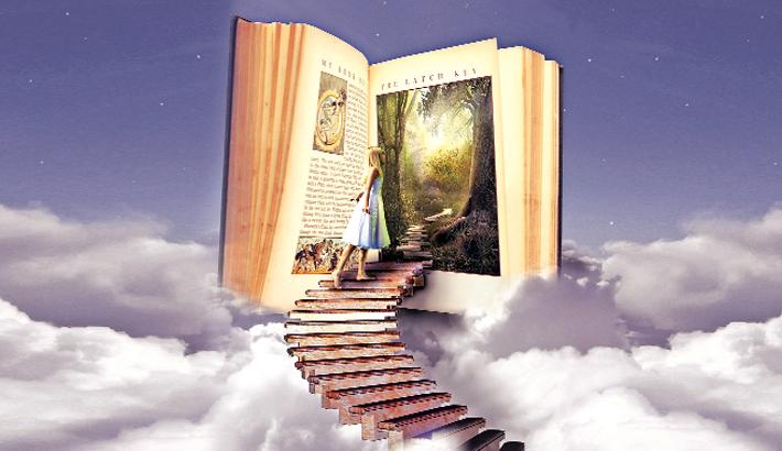 Joy of Reading Books