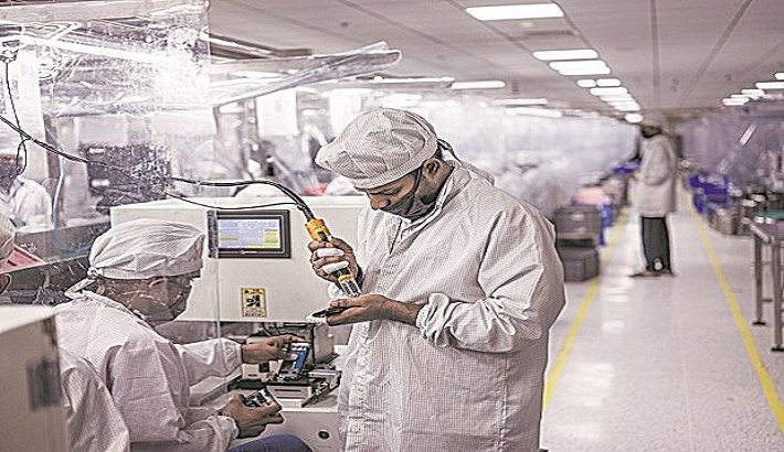 Pushing India to surpass China in mobile manufacturing: Ravi Shankar Prasad