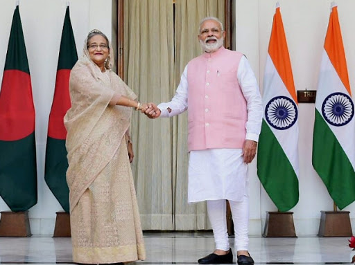 Hasina-Modi virtual summit today