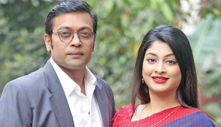 Milon, Sarika pair up for 'Bondho Dorja'