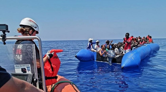 126 illegal immigrants rescued off Libyan coast: UNHCR