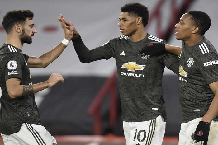 Comeback kings Man Utd maintain perfect Premier League away record