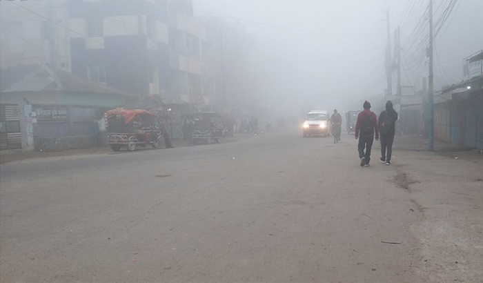 Panchagarh shivers as temperature drops to 9 degree Celsius