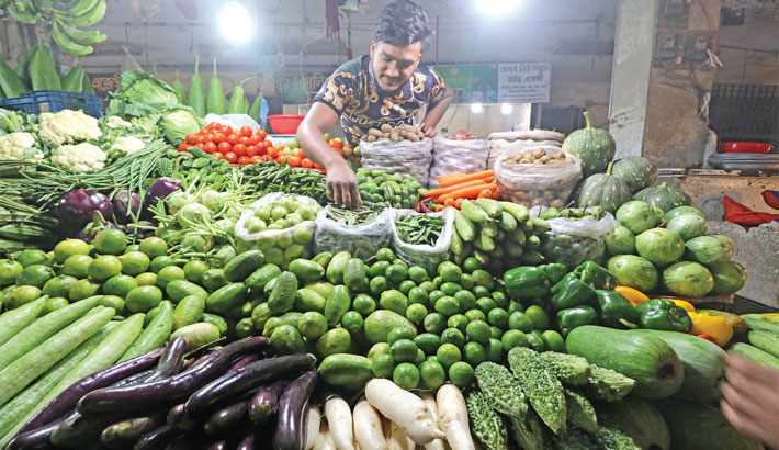 Vegetable prices stable as supply aplenty