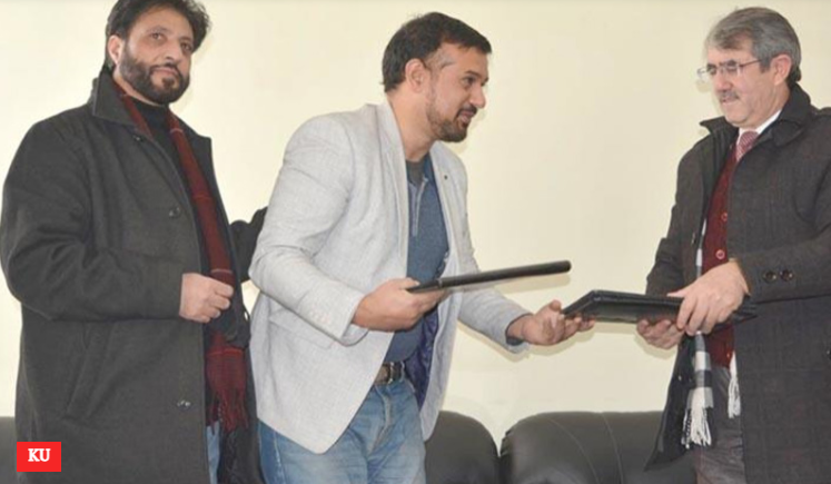 University of Kashmir inks pact to strengthen Industry-Academia linkage