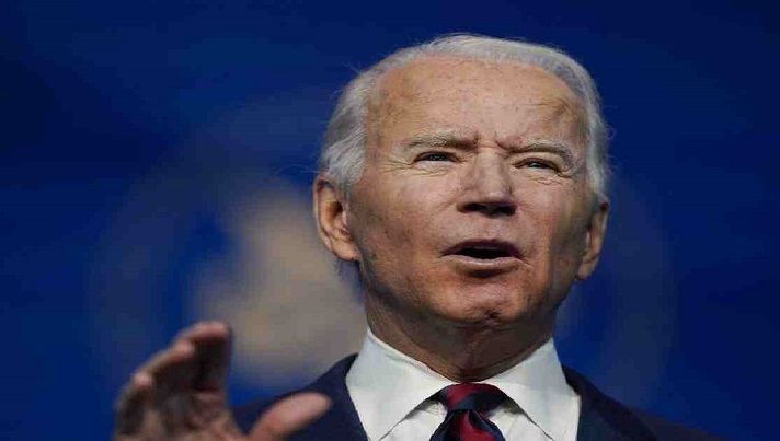 Biden introduces his climate team, says 'no time to waste'