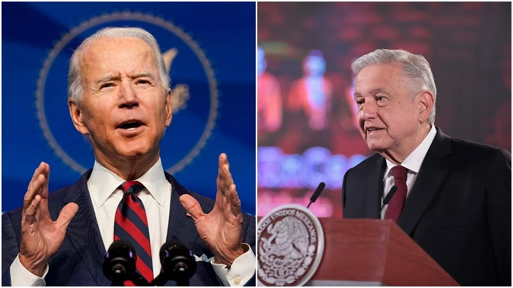 Biden and Mexico leader discuss migration
