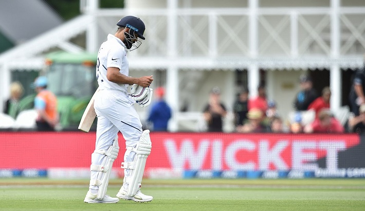 Virat Kohli loses three consecutive Test as captain for first time