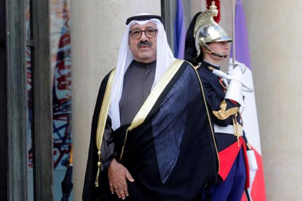 Kuwait's key reformer, son of late emir, dies at 72