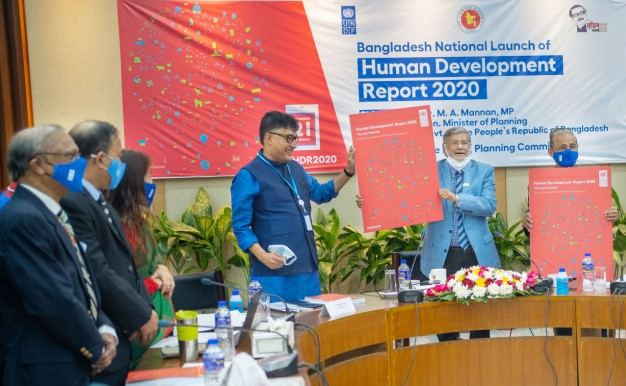 Bangladesh bounces up in new Human Development Index lens