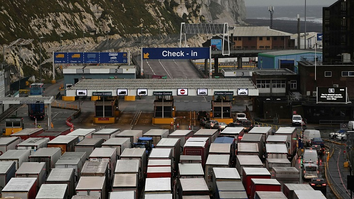 More travel bans as UK isolated over virus variant