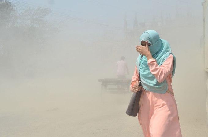 Dhaka's air quality 'hazardous'