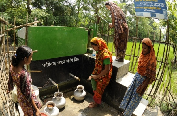Govt to improve rural water supply, sanitation