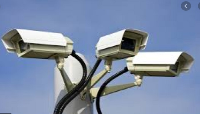 Many CCTV cameras in city roads lying inoperative