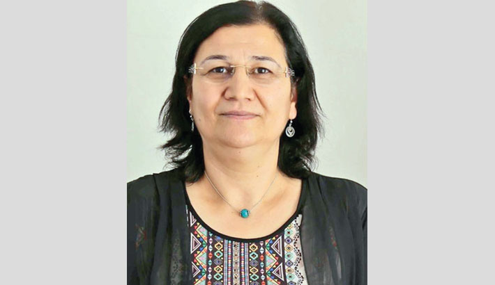Turkish court  sentences  Kurdish ex-MP  to 22 years