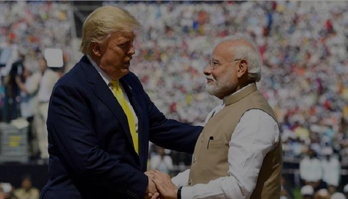 President Trump presents Legion of Merit to PM Modi