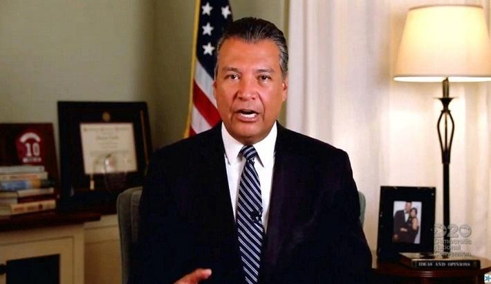 Alex Padilla to replace Kamala Harris in US Senate