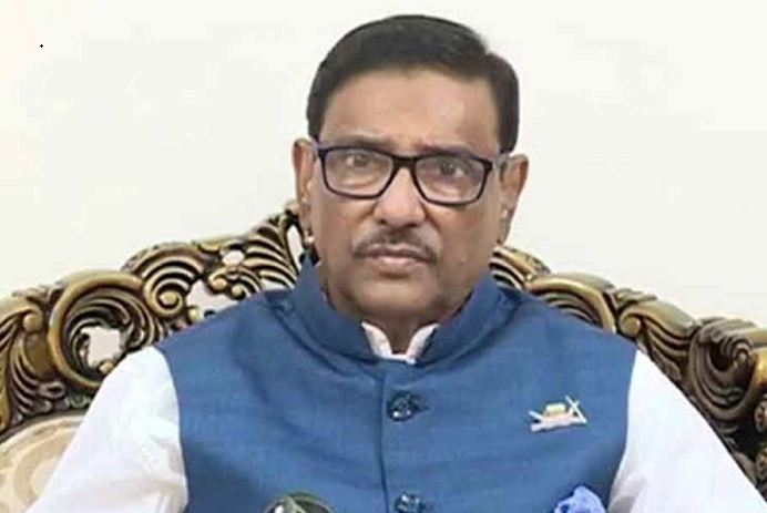 Bangladesh-India relationship is bonded with bracelet of blood: Quader