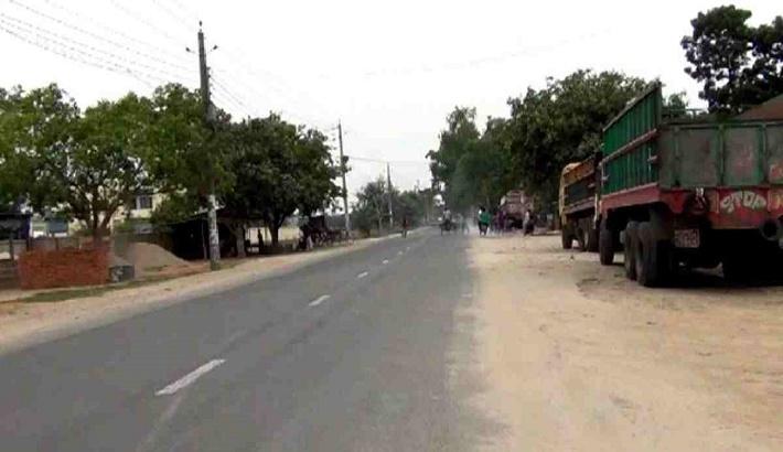 72-hr transport strike underway in Sylhet