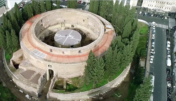 Biggest circular tomb in the ancient world to open in Rome