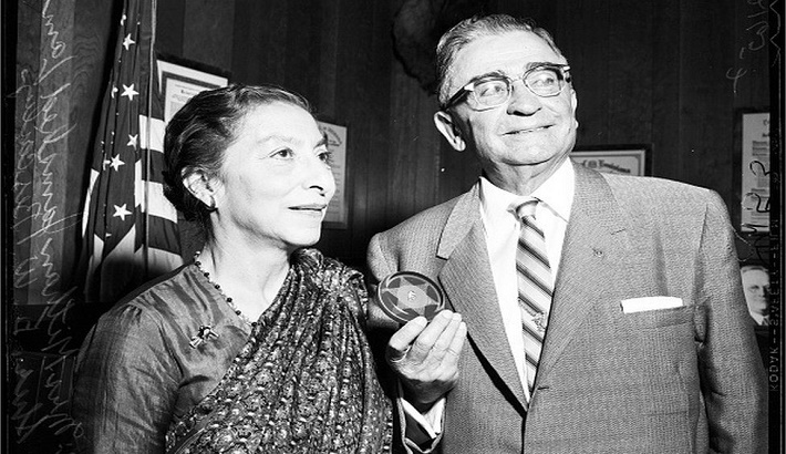 The pioneering lawyer Mithan Lam who fought for women's suffrage in India