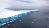 Giant Antarctic iceberg A68a is not done yet