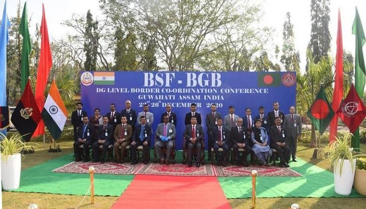 51st DG level Border Coordination Conference concludes