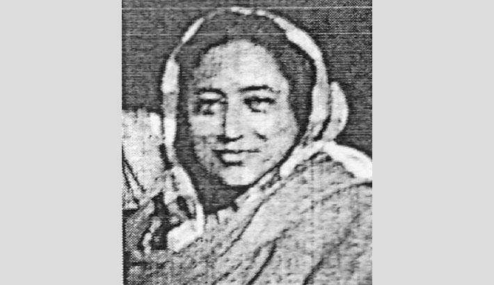 23rd death anniv of Nurun Nahar Chowdhury