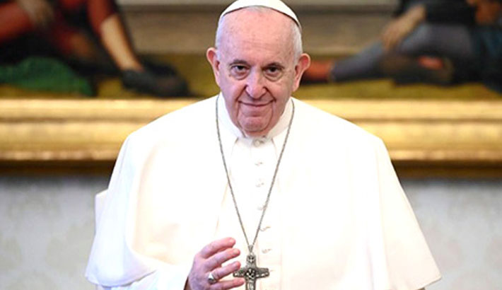 Pope offers Christmas messages