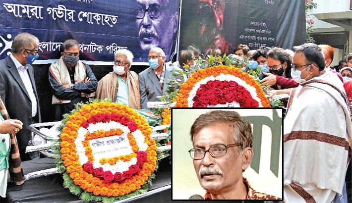 Playwright Mannan Hira passes away