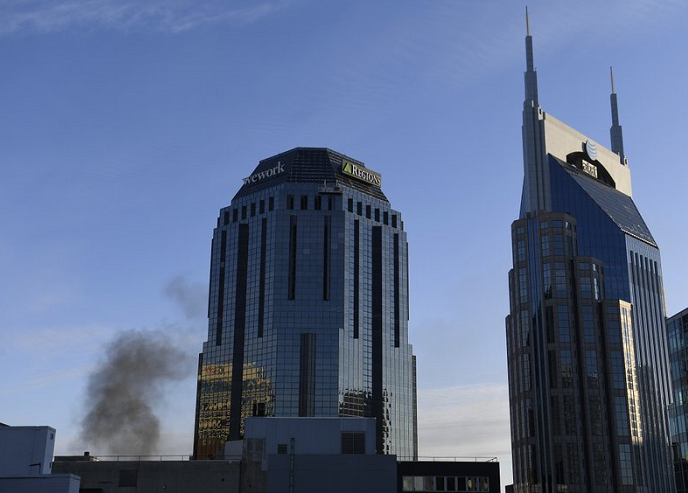 "Explosion in Nashville may have been ""intentional"""