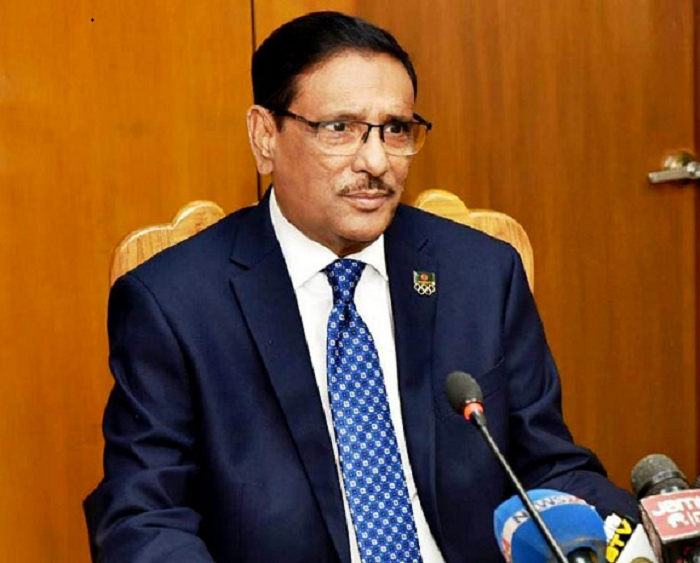 Quader urges party men to stand by cold-hit people