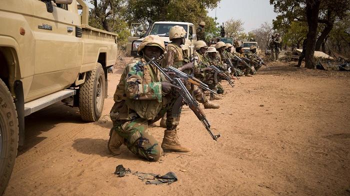 Seven troops, 11 'terrorists' killed in Niger ahead of vote