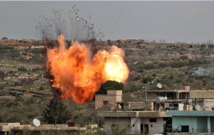 Israeli strikes on Syria kill six: monitor