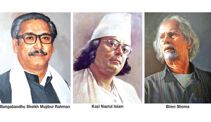 Voyage of a portrait painter