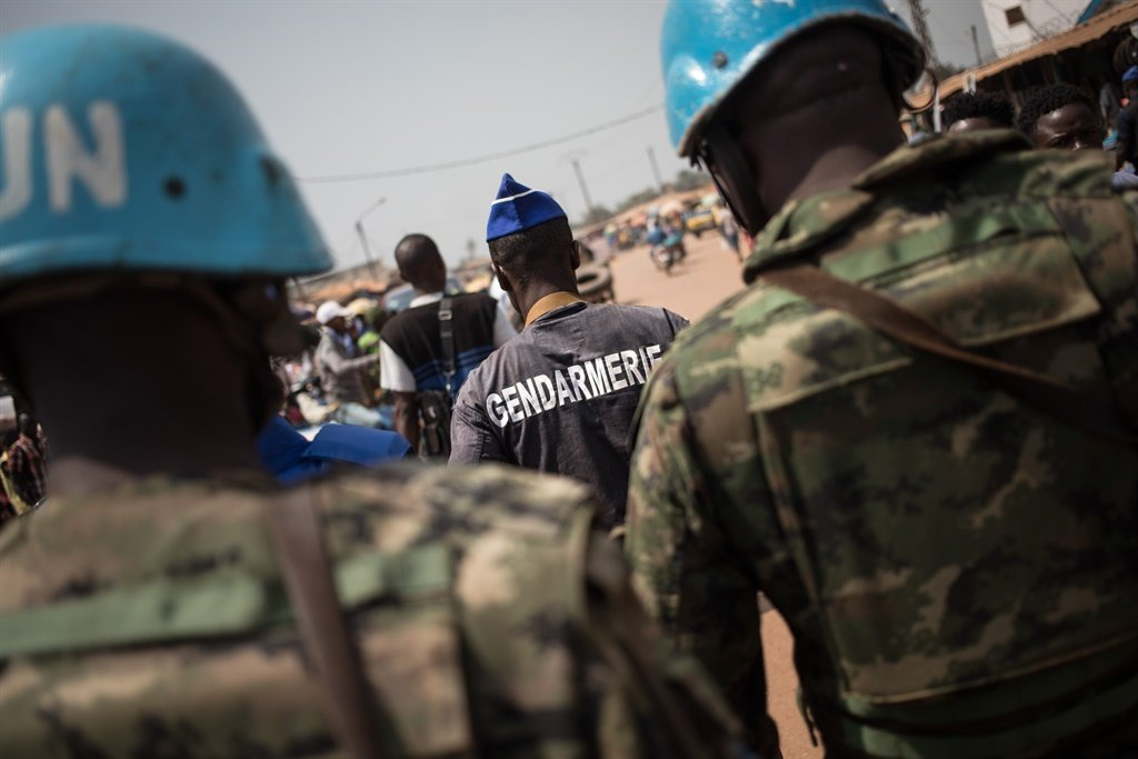 3 UN peacekeepers killed, 2 injured in attack in Central African Republic