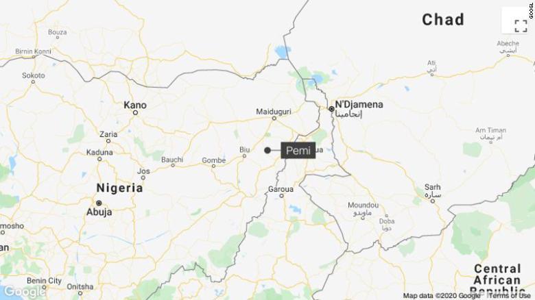 Boko Haram kills at least seven in Christmas Eve attack in Nigeria
