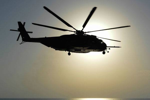 4 Pak soldiers killed in helicopter crash