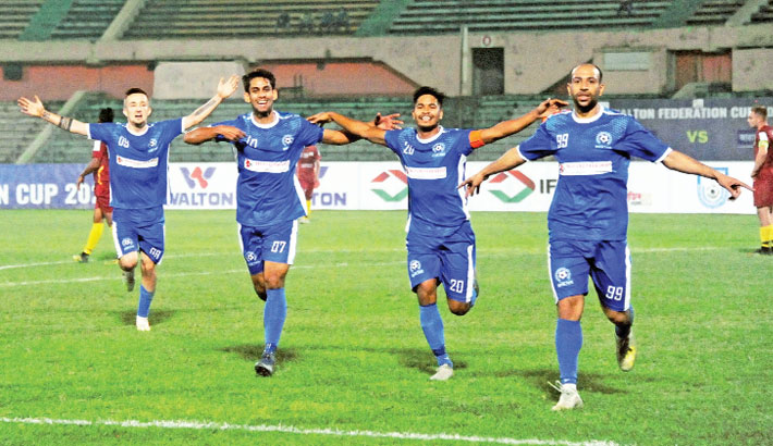 Arambagh suffer shocking defeat