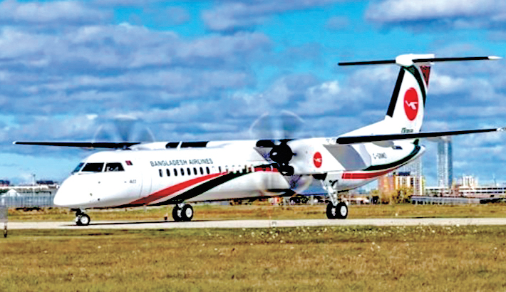 PM to open Biman's new Dash 8-400 aircraft today