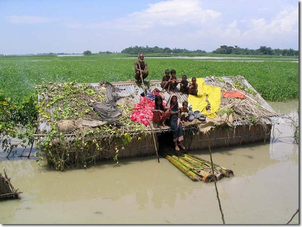 Climate migration in Bangladesh may increase 7-fold by 2050: ActionAid
