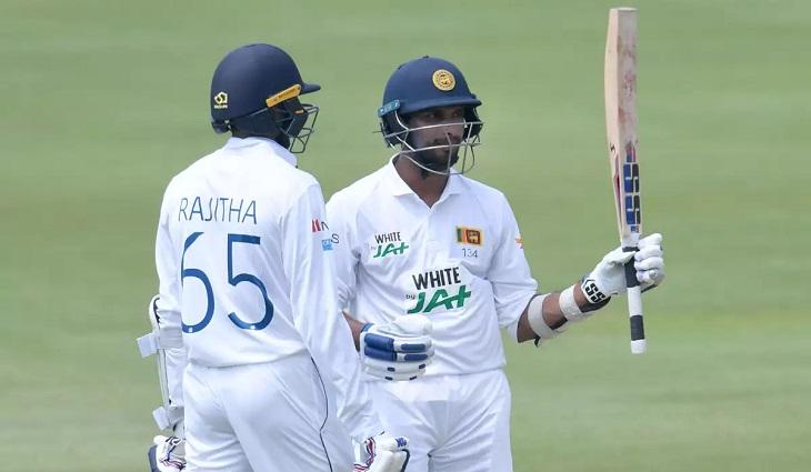 Dasun Shanaka shines as Sri Lanka all out for 396