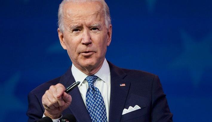 Covid: Biden urges Trump to sign coronavirus bill into law