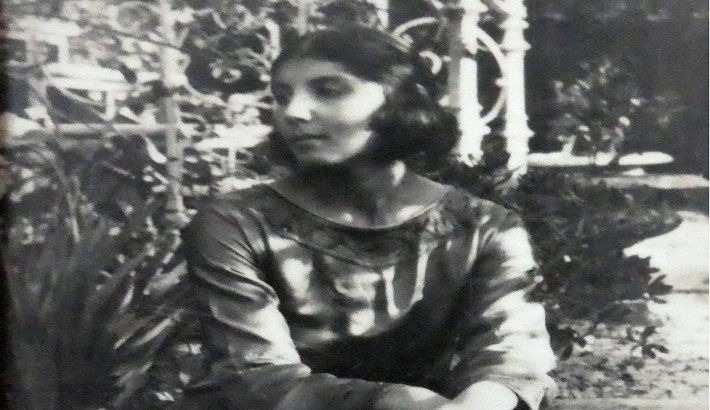 'She is beautiful but she is Indian': The student who became a Welsh bard at 19